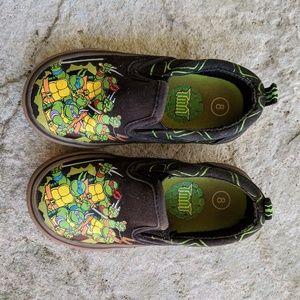 Teenage Mutant Ninja Turtles Slip On Sneakers 8